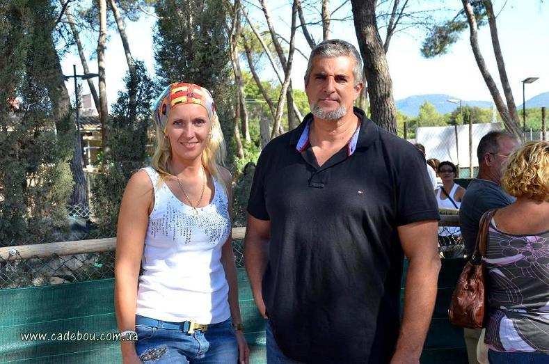 Politylo Lidiya & Sergio Gual